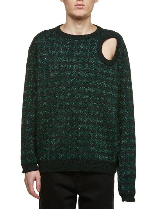 Raf Simons Jacquard Sweater