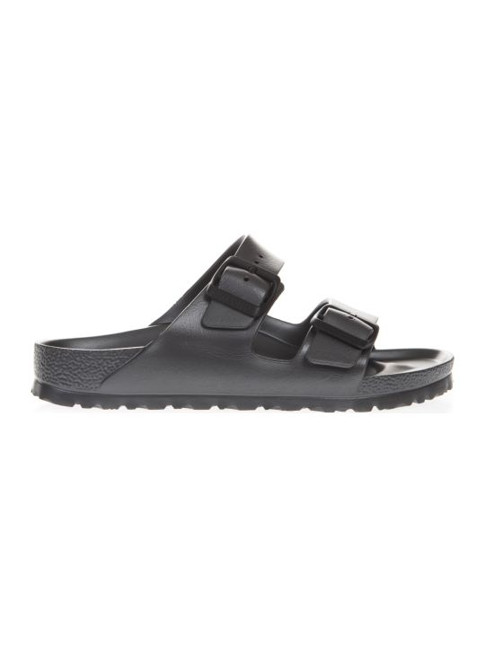Birkenstock Arizona Anthracite Sandals In Eva