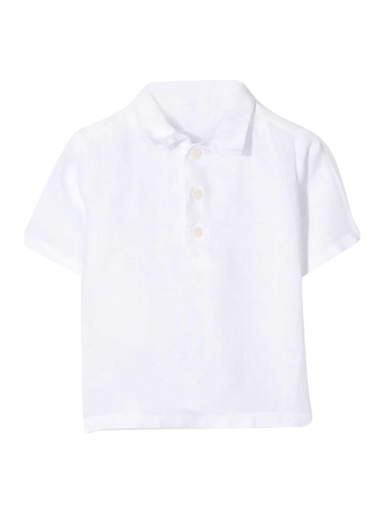 Il Gufo Button Down Collar Polo