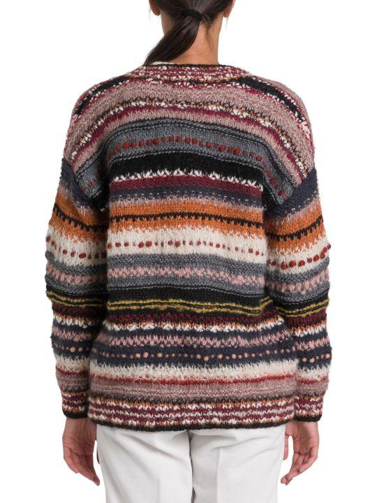 oneonone Multicoloured Cardigan