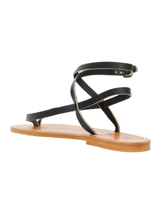 K.Jacques Thong Sandals
