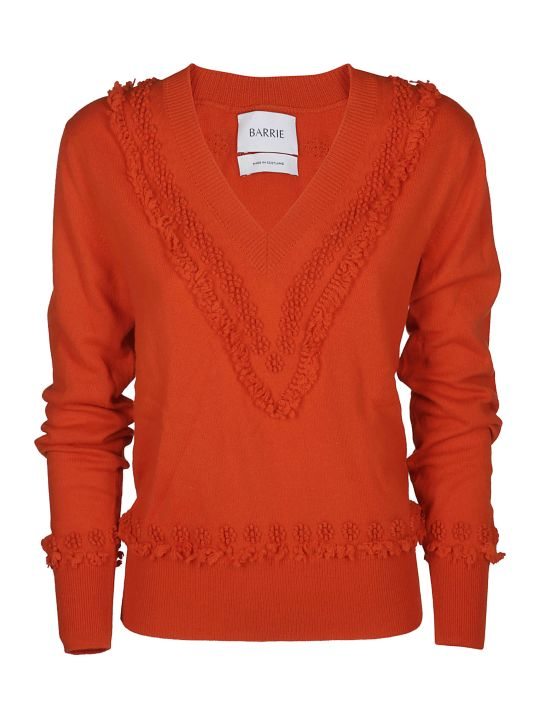 Barrie V-neck Jumper