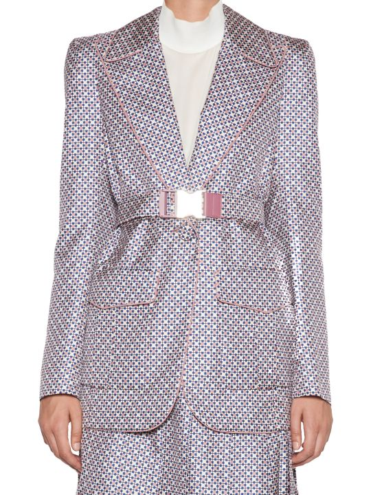 Fendi 'romantic Silk' Jacket