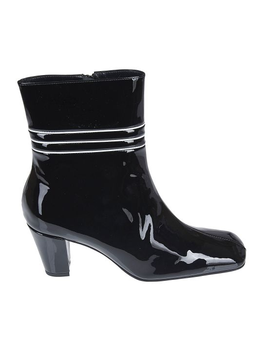 Dorateymur Varnished Ankle Boots