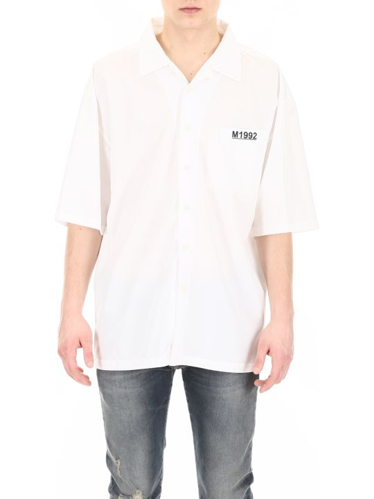 M1992 Skull Print Shirt
