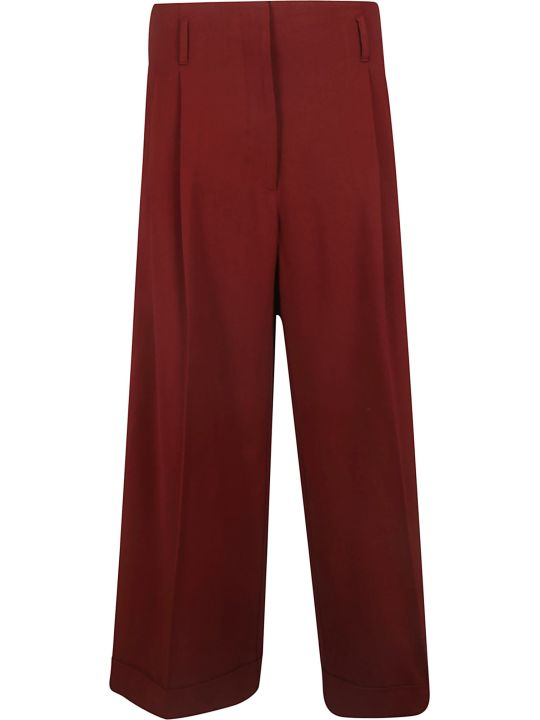 Ibrigu Wide-leg Trousers