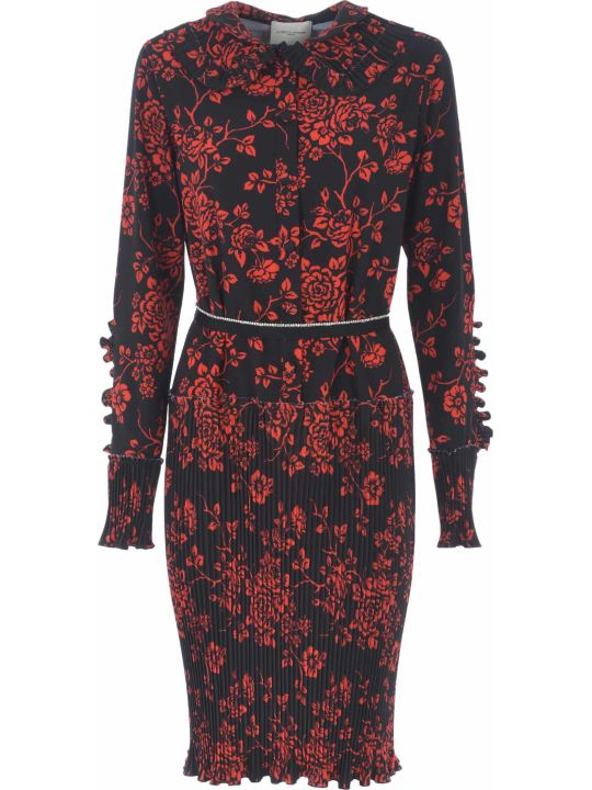 Giuseppe di Morabito Floral Dress