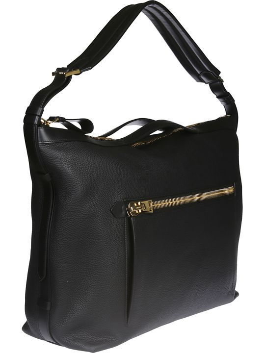 Tom Ford Oversized Zipped Tote Bag