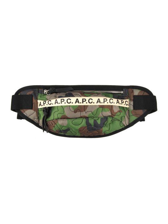 A.P.C. Military Belt Bag
