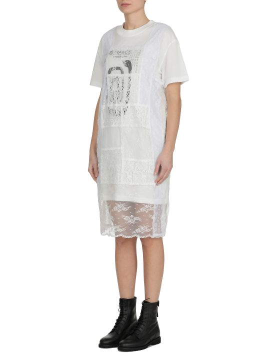 McQ Alexander McQueen Dress With Laces