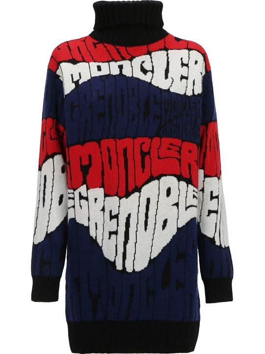 Moncler Grenoble Moncler Turtleneck Sweater