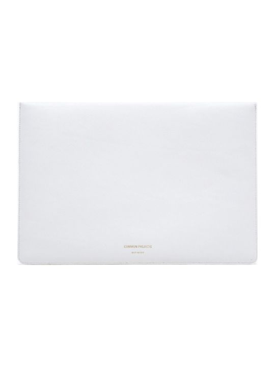 Common Projects Dossier Document Folder Color White