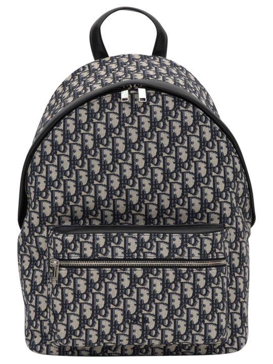Dior Homme Dior Oblique Backpack