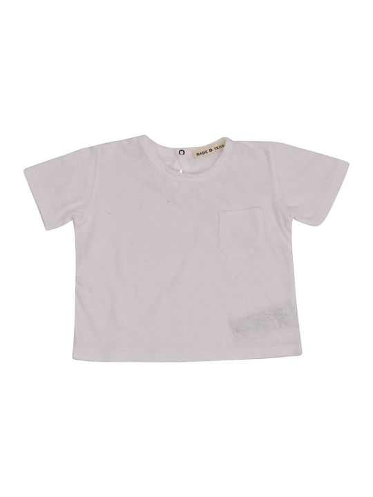 Babe & Tess Pocket Short Sleeve T-shirt