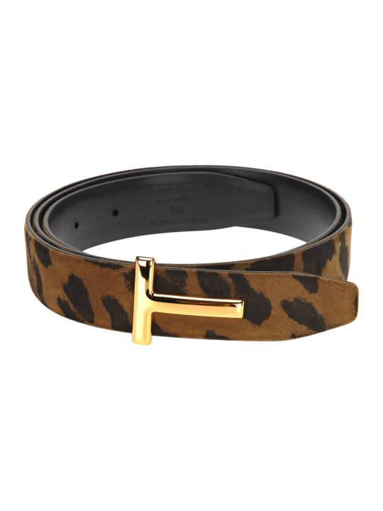 Tom Ford Tom Ford T Buckle Belt
