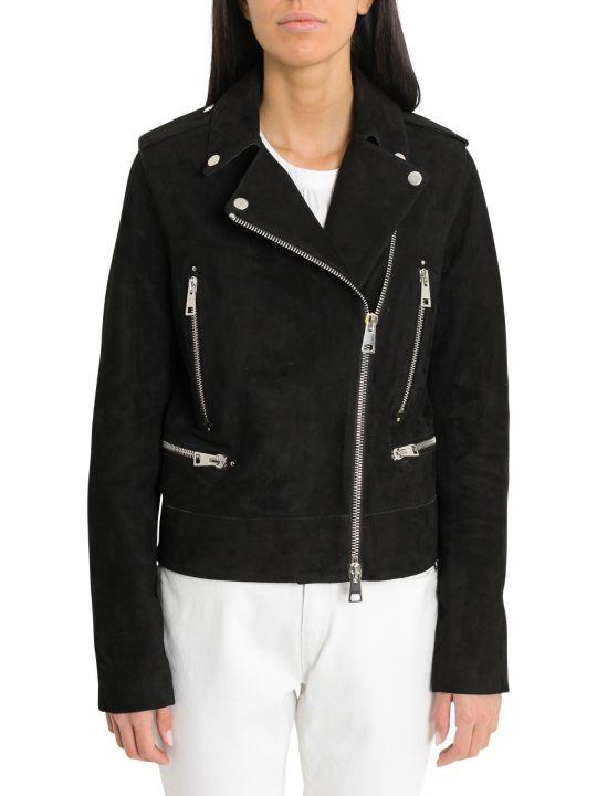Unfleur Sude Biker Jacket