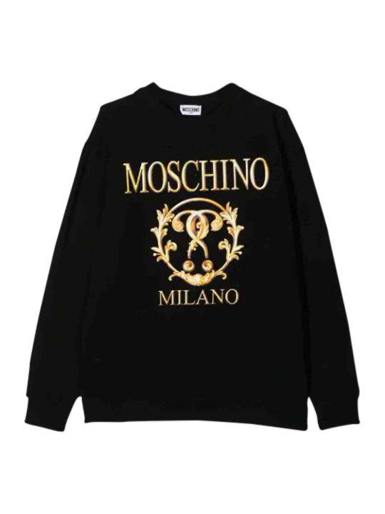 Moschino Printed Sweatshirt