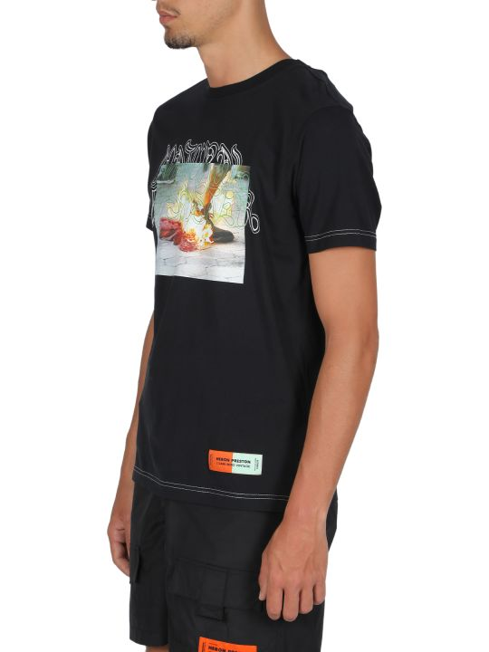 HERON PRESTON T-shirt Sami Miro