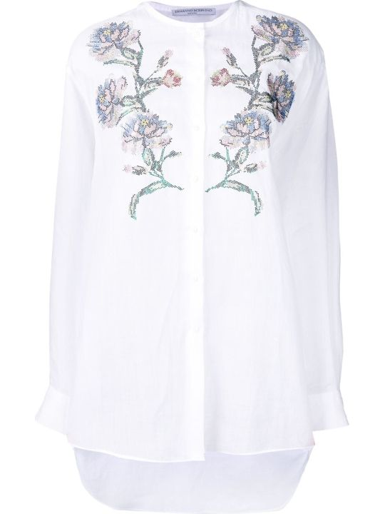 Ermanno Scervino Shirt Long Sleeves