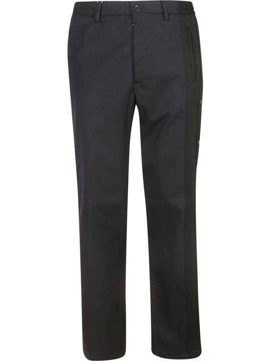 Maison Margiela Contrasting Panel Trousers