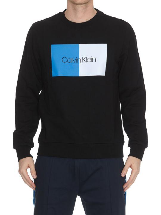 Calvin Klein Frontal Logo Sweatshirt