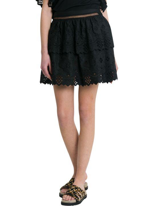 Alberta Ferretti Sanfgallo Miniskirt