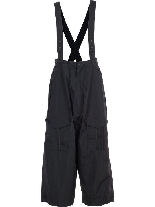 Y-3 Pants Cargo Nylon W/braces