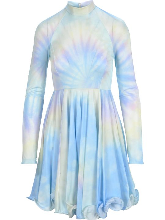 Stella McCartney Mini Dress Tie Die
