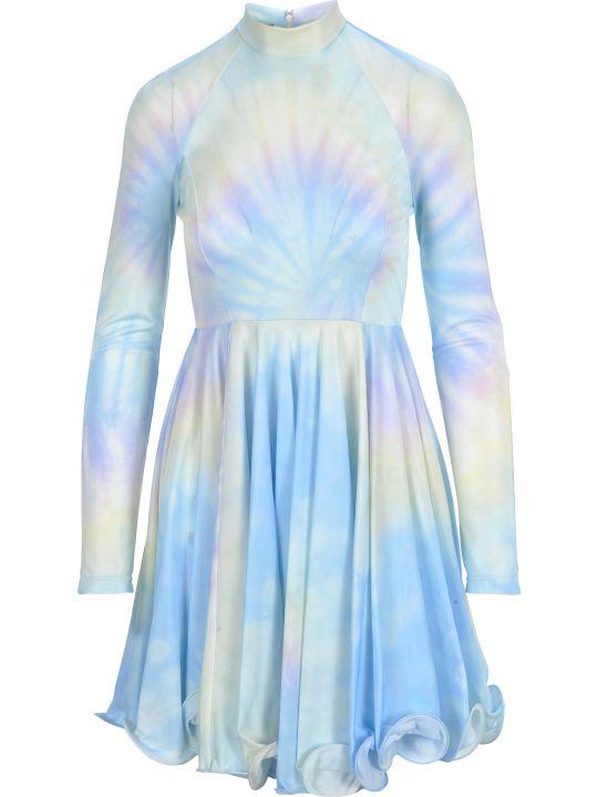 Stella McCartney Mini Dress Tie Die