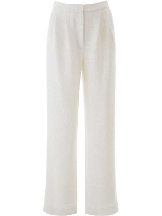 In The Mood For Love Sequined Palazzo Pants