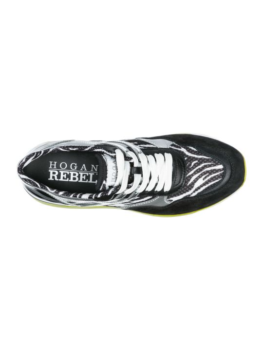 Hogan Rebel R296 Sneakers