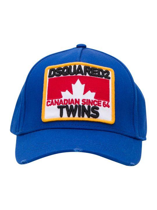 Dsquared2 64 Twins Baseball Cap