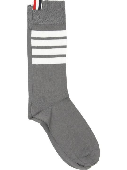 Thom Browne Medium 4-bar Stripe Socks
