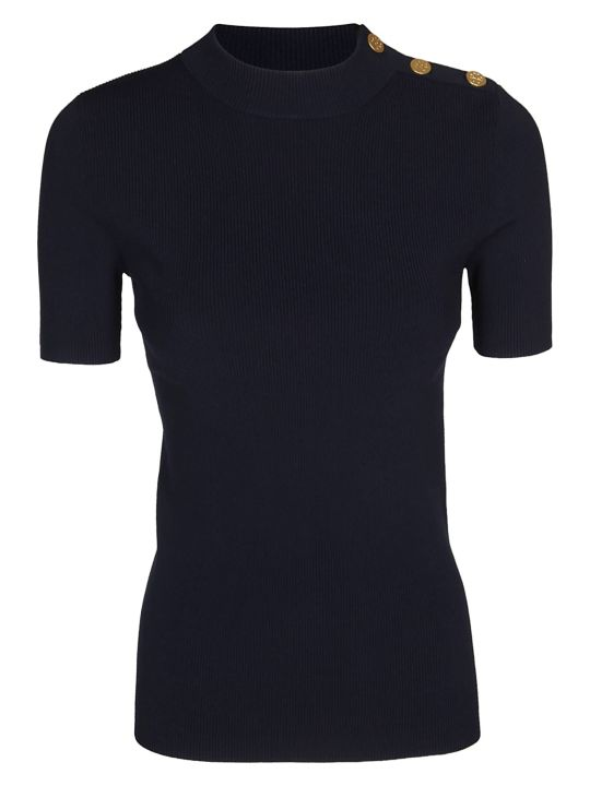 Tory Burch Knitted T-shirt