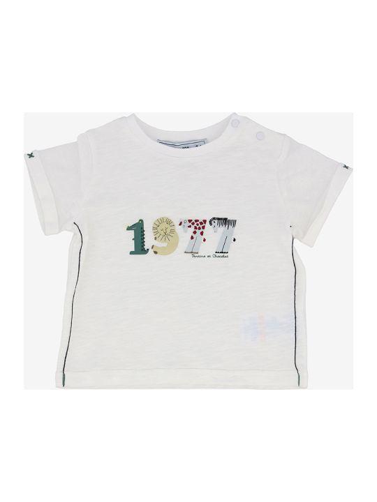 Tartine et Chocolat Printed T-shirt