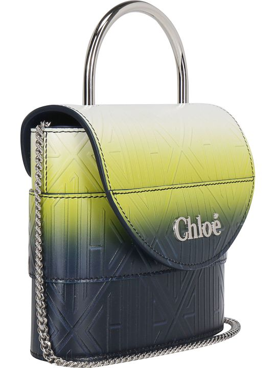 Chloé Abylock Small Padlock Bag