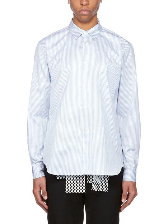 Comme Des Garçons Homme Plus Striped Shirt