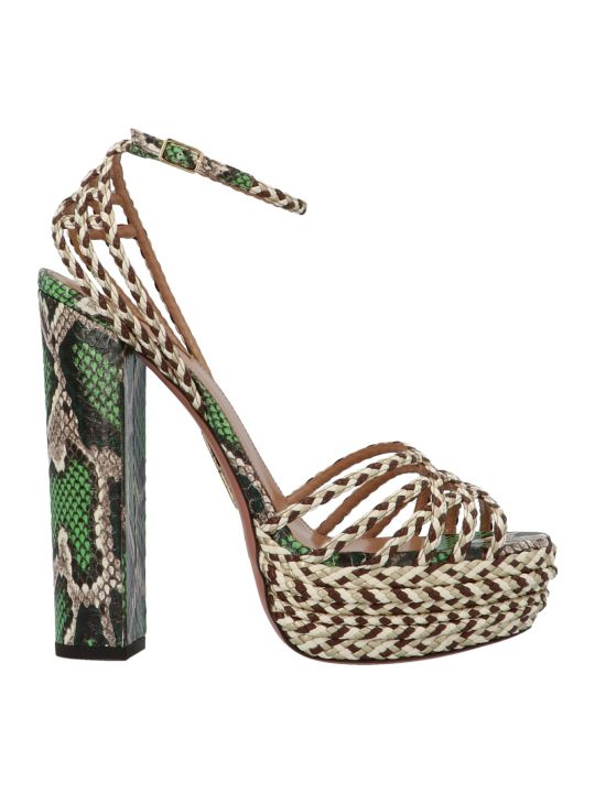 Aquazzura 'cozumel 140' Shoes
