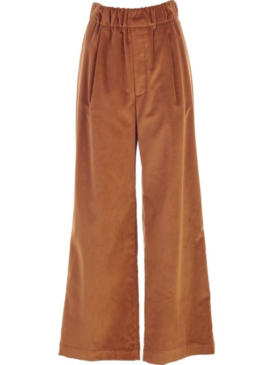 Jejia Pants W/curl On Waist