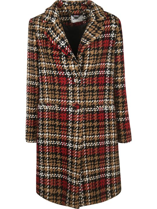 Be Blumarine All Over Print Coat