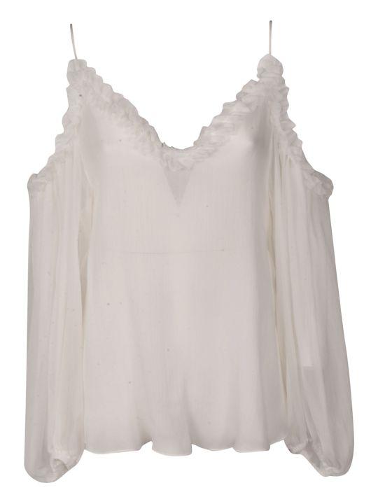 Stella McCartney Cold Shoulder Dress
