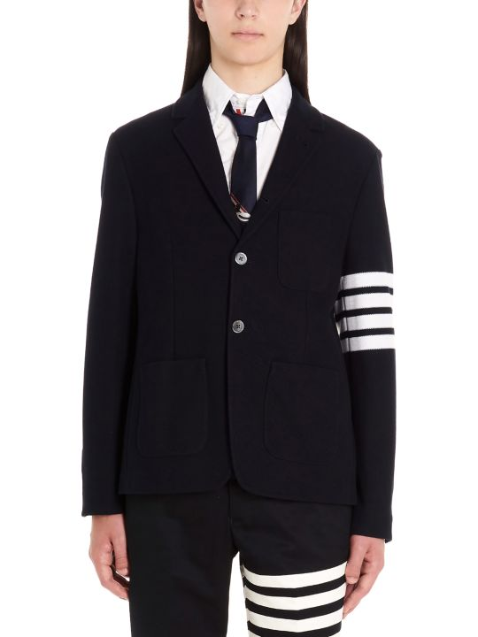 Thom Browne '4 Bar Stripes' Jacket