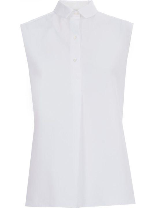 Aspesi Flared Shirt W/s 3 Buttons