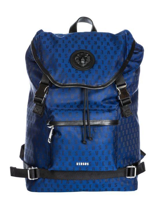 Versus Versace  Rucksack Backpack Travel Lion Head