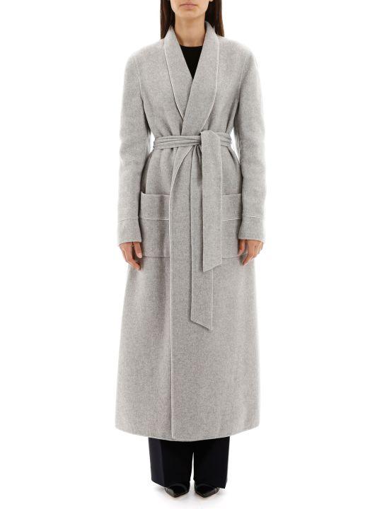 Gabriela Hearst Eduardo Wrap Coat