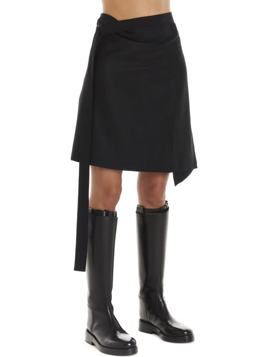 Ann Demeulemeester Skirt