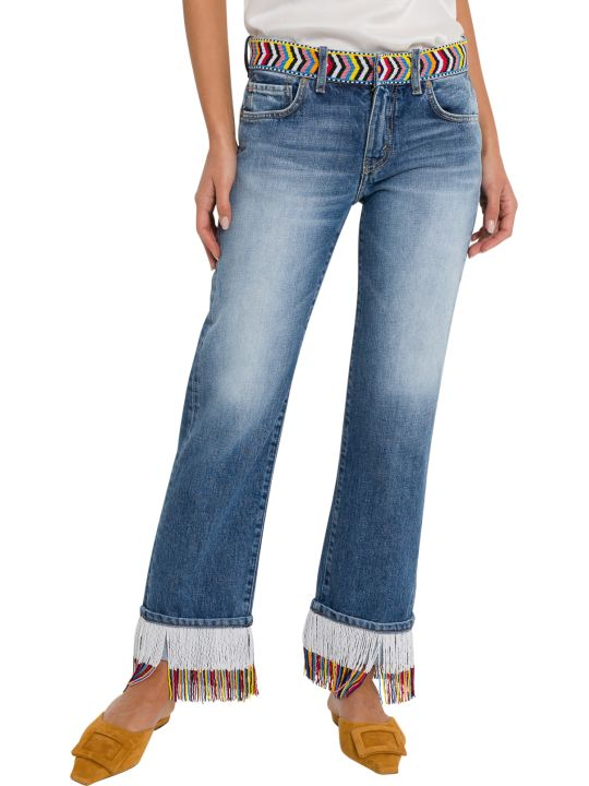 Alanui Santa Monica Jeans