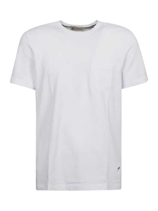 Luigi Borrelli Front Patched Pocket T-shirt