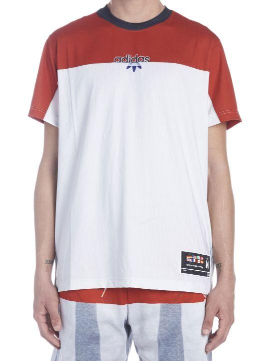 Adidas Originals by Alexander Wang 'photocopy' T-shirt