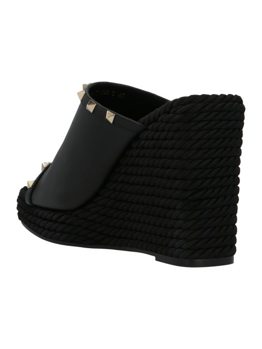 Valentino Garavani 'rockstud Torchon' Shoes